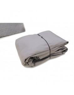 Toile de couverture de tas